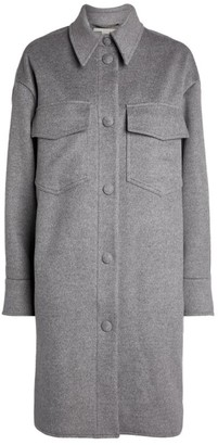 Stella McCartney Wool Kerry Coat