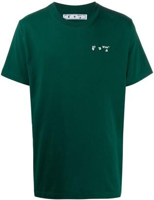 Off-White mini logo T-shirt