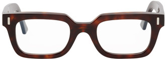 Cutler & Gross Tortoiseshell 1306-02 Glasses