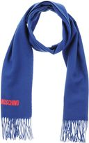 Moschino Oblong scarves