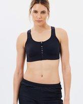 Nike Women's Shape Zip Sports Bra