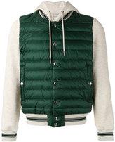 Moncler hooded padded jacket - men - Cotton/Polyamide - L