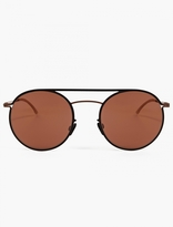 Mykita Brown Roald Sunglasses
