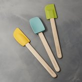 Crate & Barrel Set of 3 Cool Spatulas