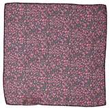 Cacharel Floral Square Scarf