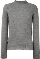 Maison Margiela distressed knit sweater - men - Wool - S