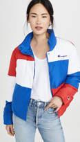 Champion Colorblock Puff Jacket