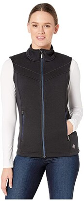 Spyder Encore Fleece Vest (Black) Women's Vest