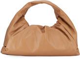 Bottega Veneta The Shoulder Pouch Bag in Butter Napa - Medium