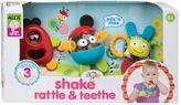 Alex Jr. Shake, Rattle & Teethe Set