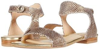 Jack Rogers Gwen Wave Sandal (Pink) Women's Shoes