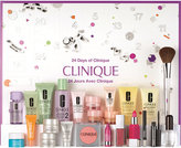 Clinique 24 Days of advent calendar