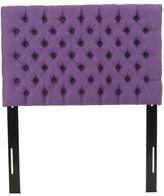 Christopher Knight Home Jezebel Twin Button Tufted Fabric Kid Headboard