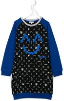 Kenzo 'Smiley' sweatshirt dress