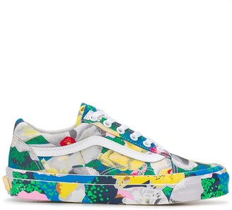 Kenzo x Vans Old Skool Tulipes sneakers