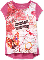 Jessica Simpson Girls' Graphic-Print T-Shirt