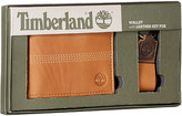 Timberland Slimfold Wallet with Key Fob Gift Set