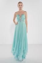 Alyce Paris - 1022 Dress In Water
