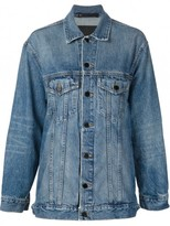 Alexander Wang 'dazed' Denim Jacket