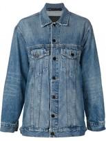 Alexander Wang 'dazed' Denim Jacket