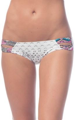 Rip Curl Women's Native Wind Luxe Hipster Bikini Bottom