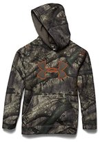 Under Armour Youth Camo Big Logo Hoody Mossy Oak Treestand / Scree Brown
