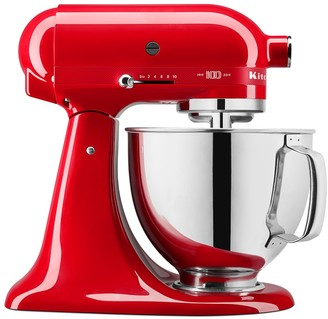 KitchenAid Limited Edition 100 Year Queen of Hearts Stand Mixer Passion Red