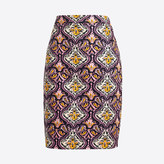 J.Crew Factory Basketweave pencil skirt