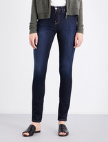 Armani Jeans Slim-fit skinny high-rise jeans