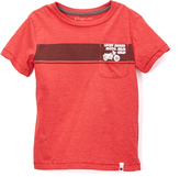 Lucky Brand Barb Red 'Moto Co.' Tee