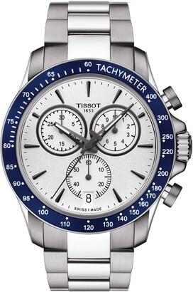 Tissot V8 Quartz Chronograph Bracelet Watch, 42.5mm