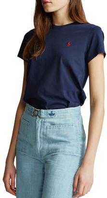 Polo Ralph Lauren Cotton Crewneck T-Shirt