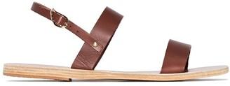 Ancient Greek Sandals Clio dual strap sandals