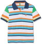 Benetton Boy's H/S Polo Shirt