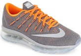 Nike 'Air Max 16' Running Shoe (Big Kid)
