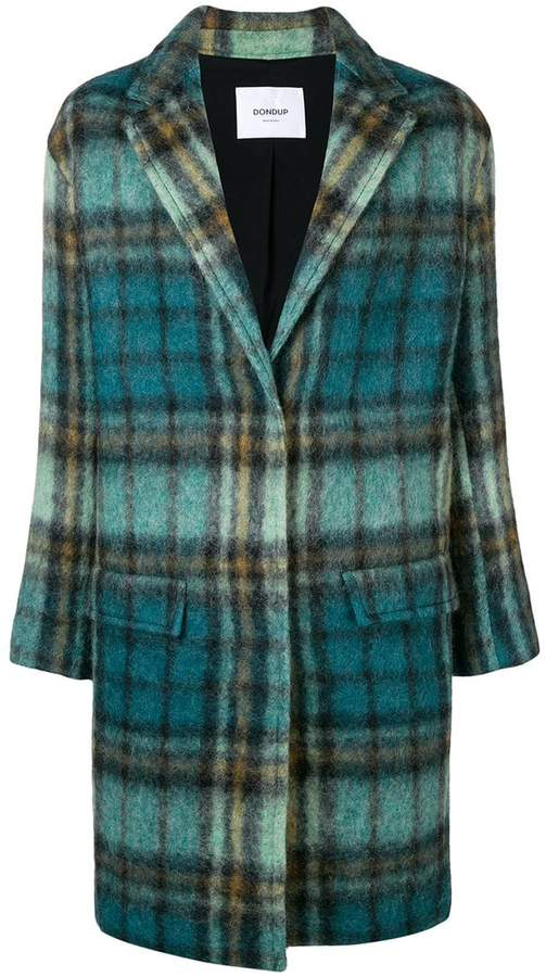 Dondup plaid coat