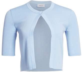 Akris Punto Three-Quarter Sleeve Cardigan