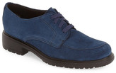 Munro American &Veranda& Water Resistant Lace-Up Loafer (Women)
