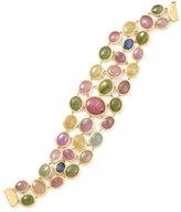 Marco Bicego Siviglia 18k Multicolor Sapphire Bracelet