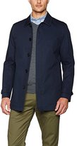 Jaeger Men's Bonded Mac Coat