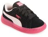 Puma Infant Girl's Iced Sneaker
