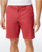 Club Room Men's Cotton Chino Shorts, Only at Macy's