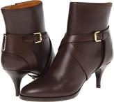 Ralph Lauren Diana (Dark Brown) - Footwear