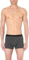 Derek Rose Star 8 geometric jersey trunks