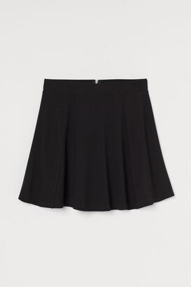 H&M Bell-shaped jersey skirt