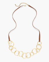 Chico's Leona Single-Strand Necklace