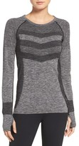 Zella Women's Infrasonic Seamless Top