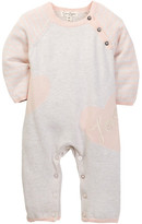 Jessica Simpson Sweater Knit Coverall (Baby Girls)