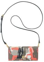 Anne Klein Brushstroke Crossbody Wallet