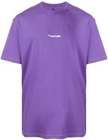 Thumbnail for your product : Ader Error embroidered T-shirt